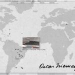 visualização geográfica